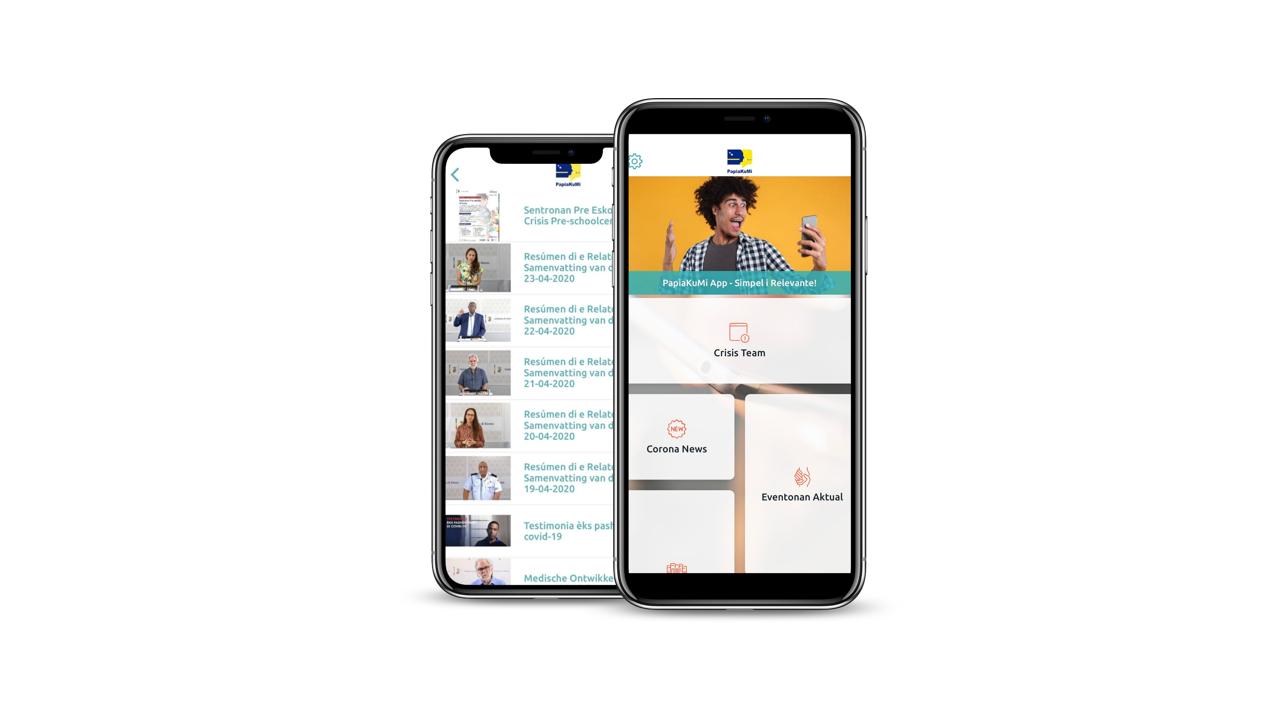Curaçao Tech Meetups | Papiakumi App